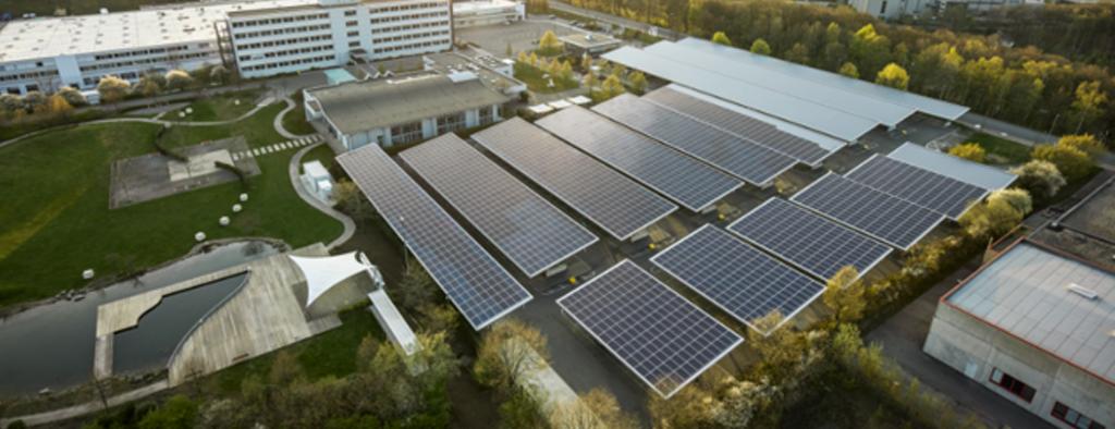 У Німеччині відкрили перший у світі завод, який не викидає парникові гази