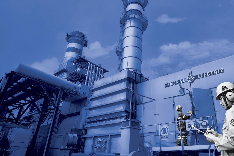 General Electric закриває газову електростанцію через нерентабельність у порівнянні з ВДЕ