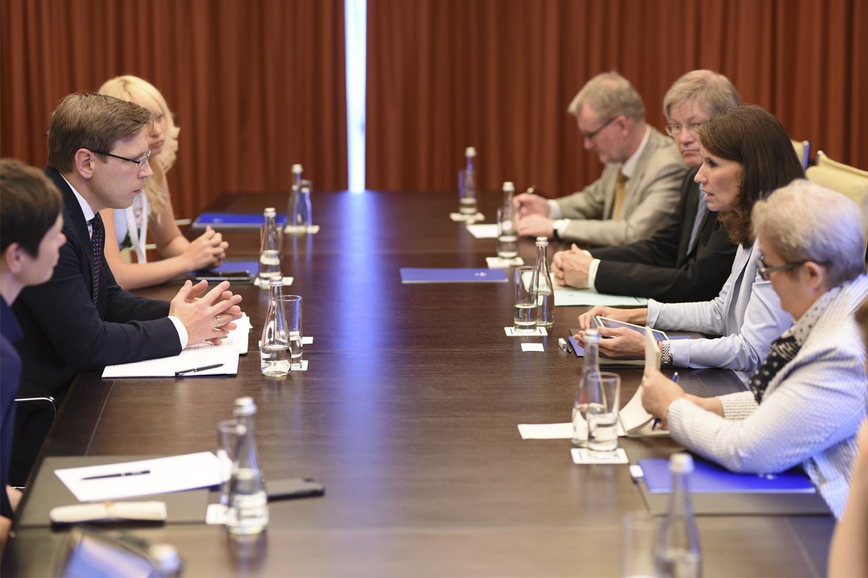 Україна та Німеччина розпочали проект на підтримку екомодернізації промислового виробництва