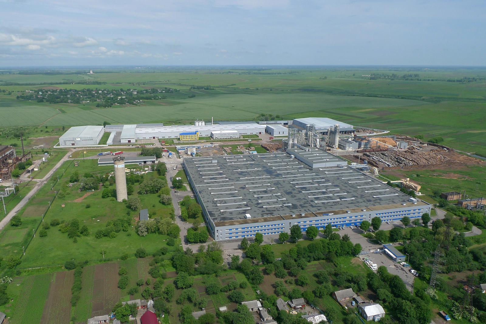 ЄБРР профінансує будівництво та енергомодернізацію нового заводу на Волині
