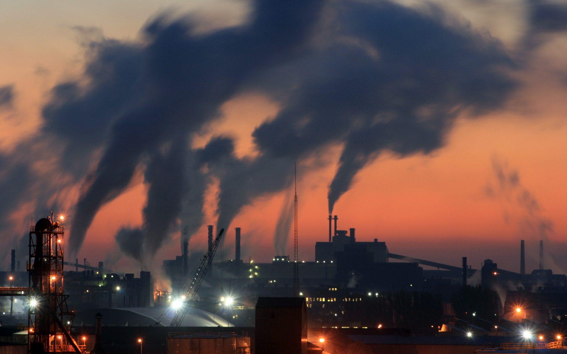 ТОП-10 підприємств-забруднювачів українського повітря в 2018 році